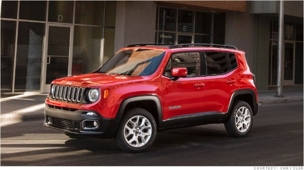 New Jeep Renegade >> All New 2015 Jeep Renegade Hosick Motors Blog